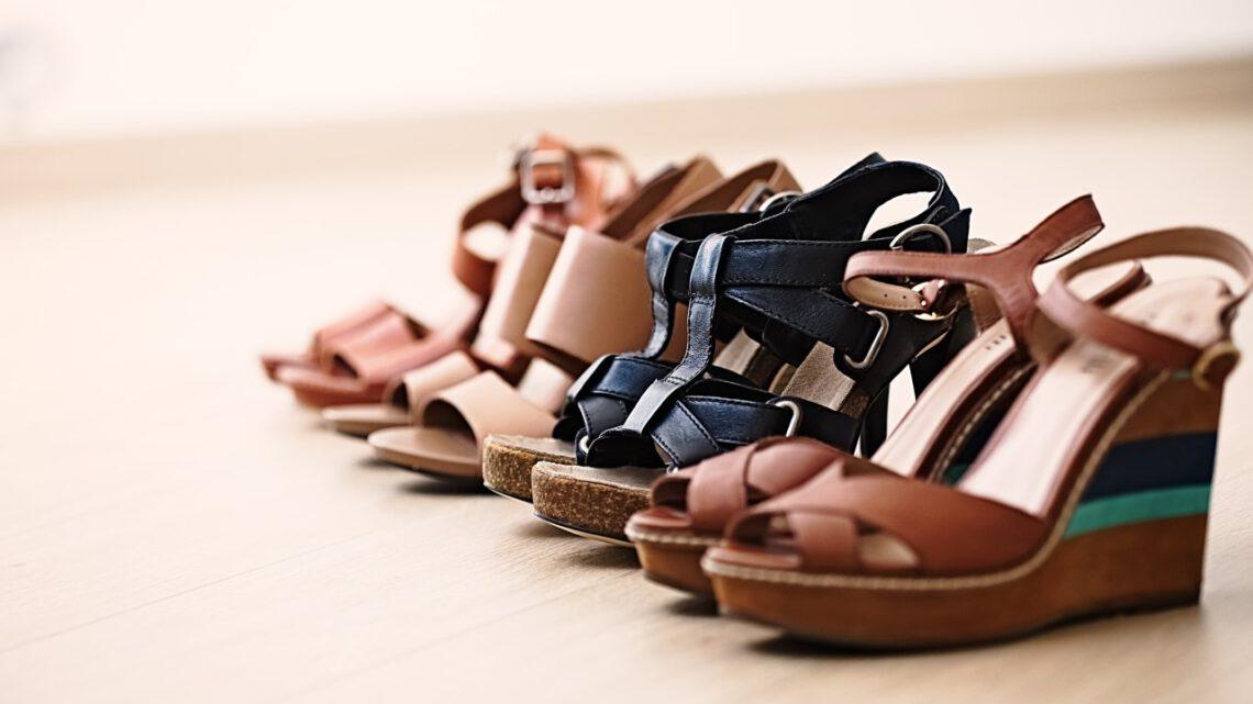 Jouw nieuwe sandalen eenvoudig gevonden met deze tips